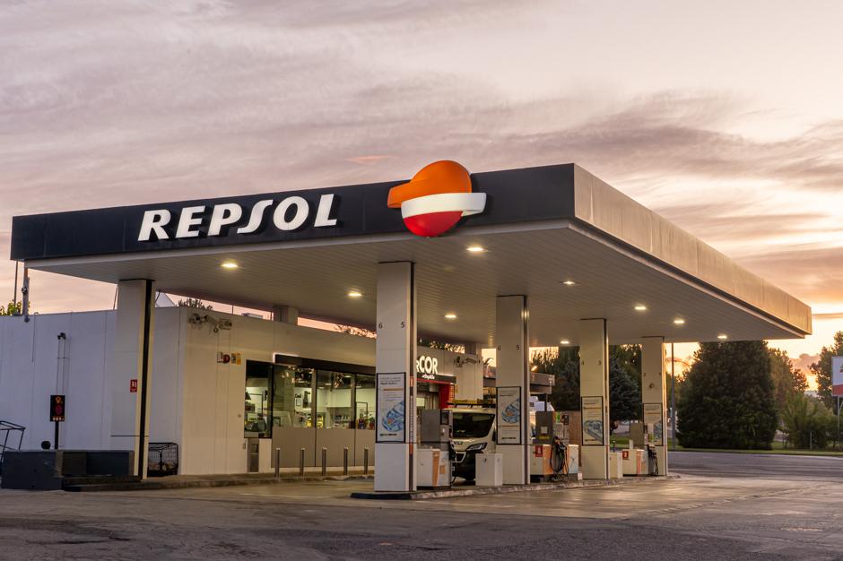 Estación de Repsol en Teruel
